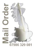 Unpasteurised milk and cream by mail order